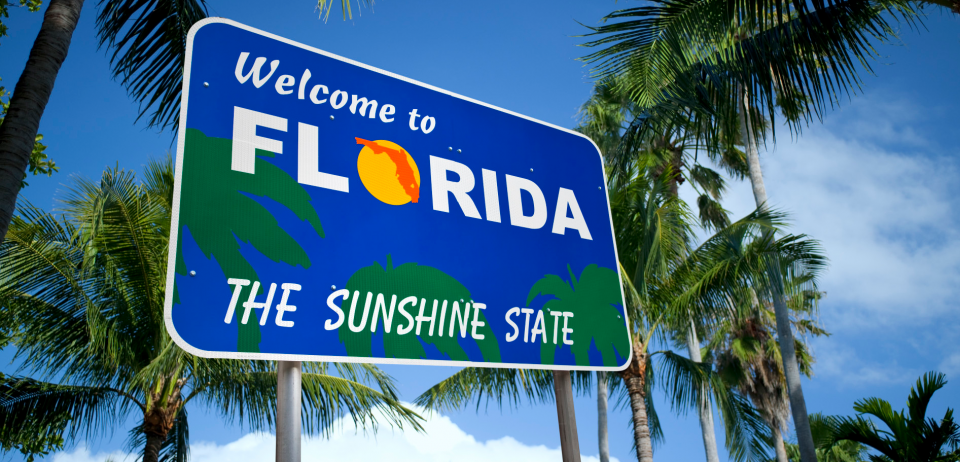 Executive Magazine Ranks Florida #2 Best State For Business