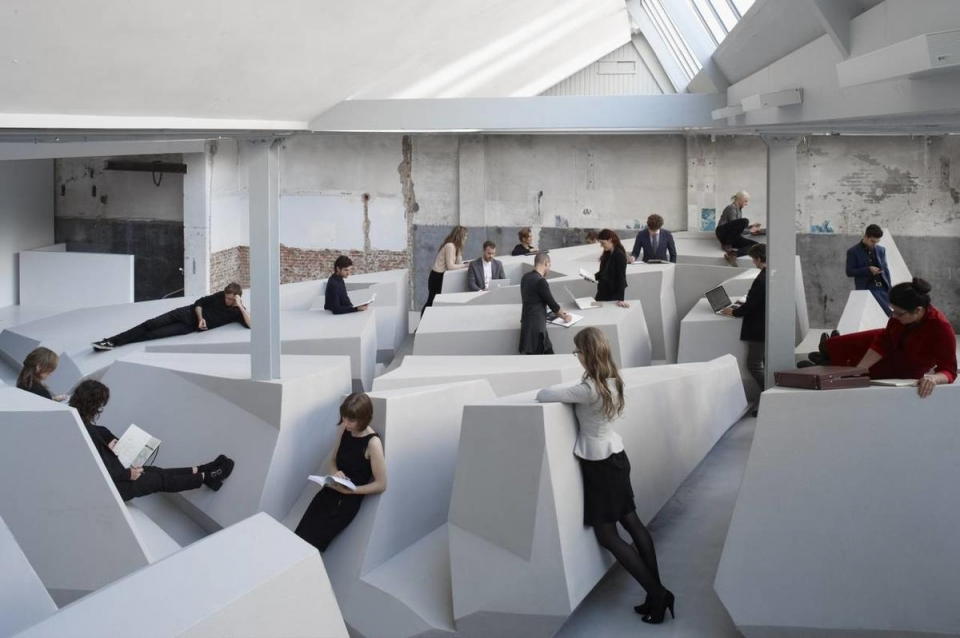 Office Space of the Future