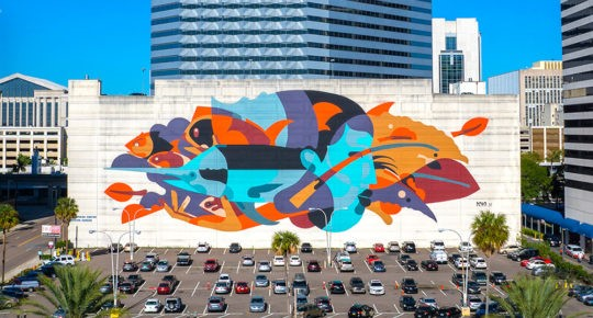 Impact of art on commercial real estate