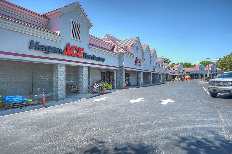 Prime Realty Sells Shopping Center in Green Cove Springs, Florida