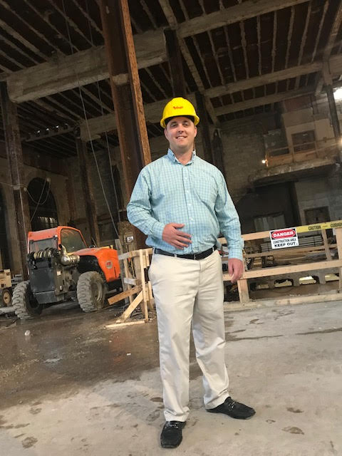 Barnett Bank Building Hard Hat Tour June 2018