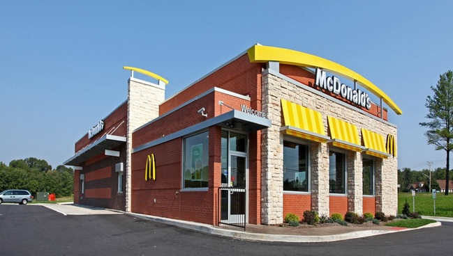 McDonald's Outlines  Billion National Plan to Build, Renovate Restaurants